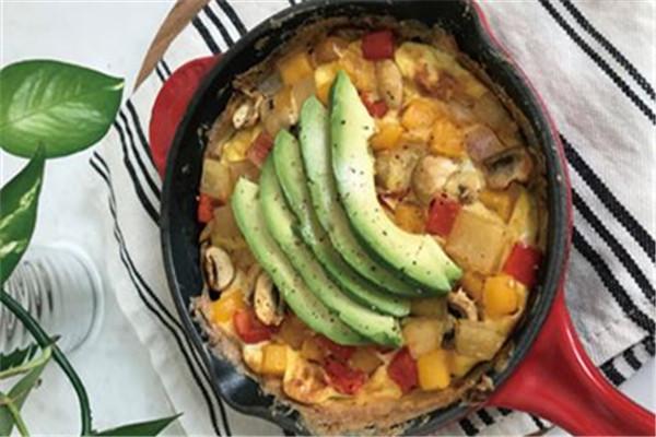 鸡蛋创意早餐做法 4种超营养搭配