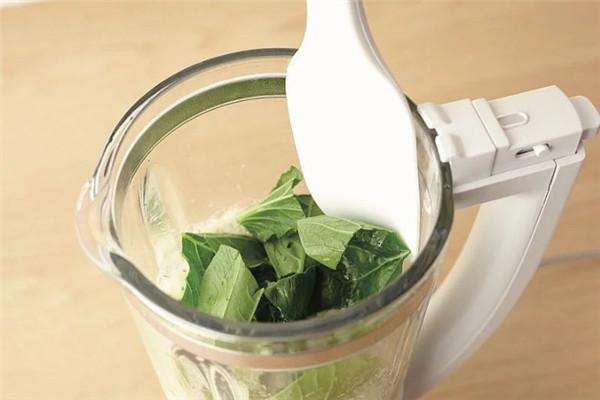 蔬果汁怎么做 食材放入的顺序很关键
