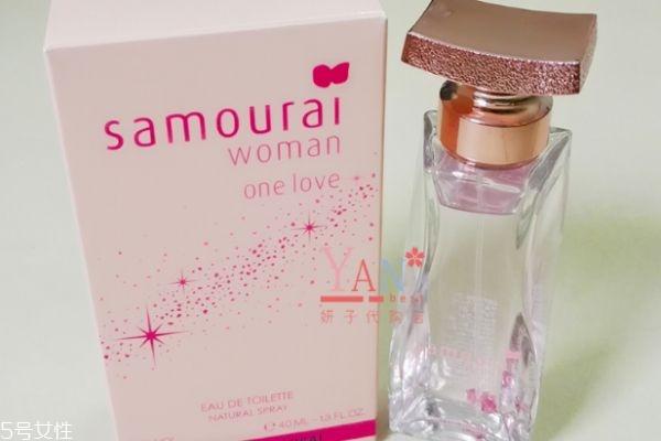 samourai香水多少钱 samourai woman之one love香水
