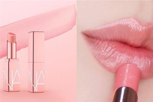 粉红色唇膏哪个牌子好用 精选8大粉红色润唇膏