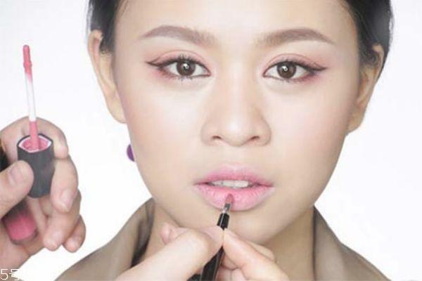 甜美少女妆容怎么画 韩式清新少女妆画法