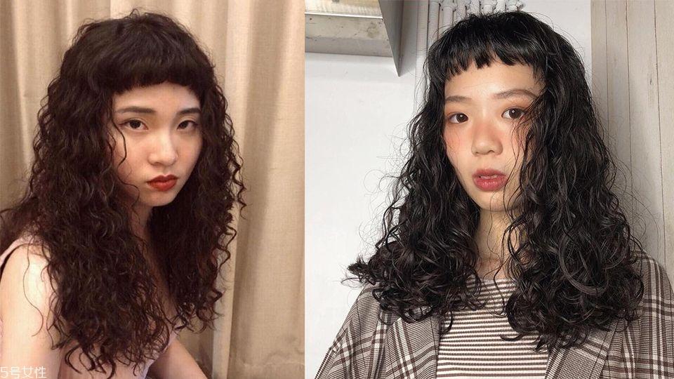 2018羊毛卷发型图片女 2018秋冬最潮发型羊毛卷