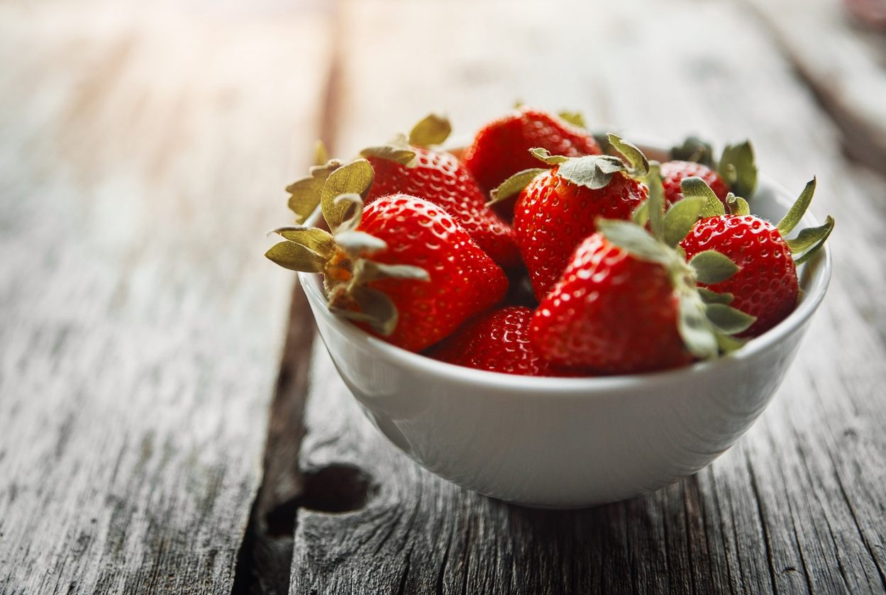 适合减肥吃的9种低糖水果