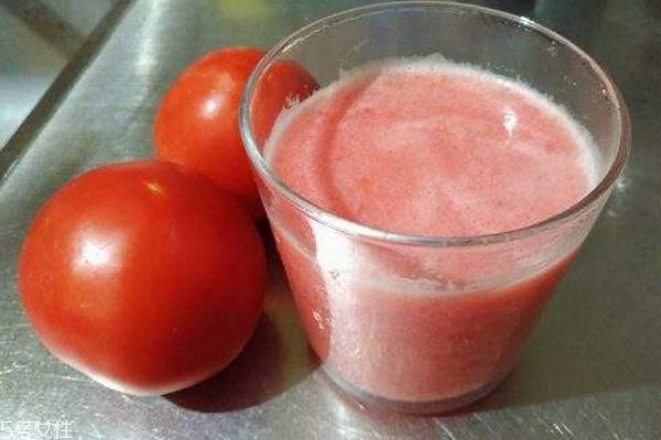 番茄汁可以减肥吗 坚持喝2个月才行