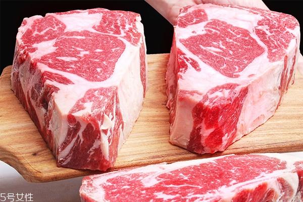 肋眼牛排几分熟好吃 三分或五分的熟度