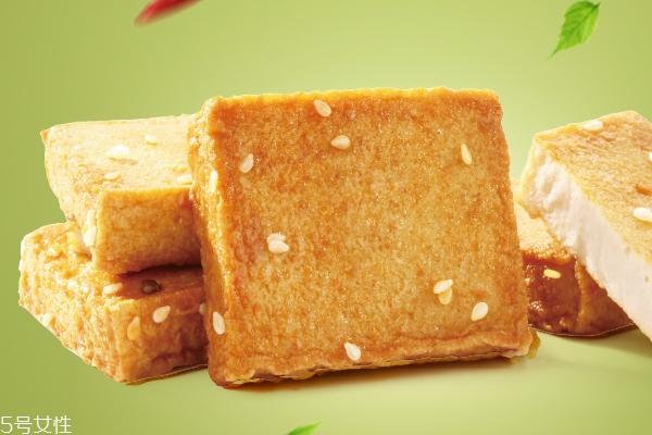 豆腐怎么做才营养 5款豆腐营养排行榜