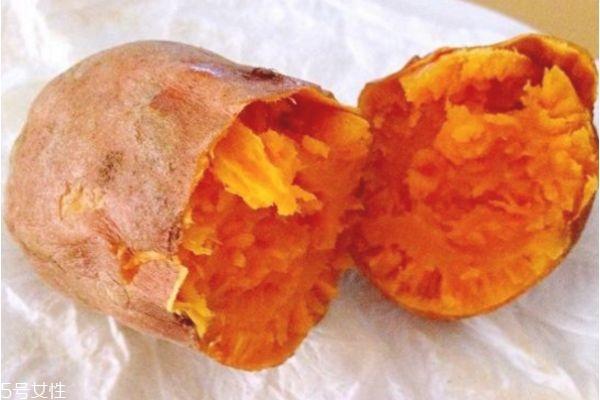 烤红薯怎么挑 烤红薯这样挑又香又甜