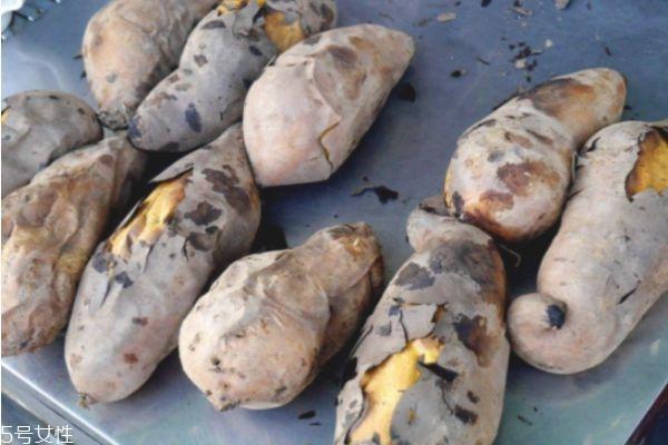 什么样的红薯烤着好吃 烤地瓜选什么地瓜