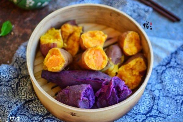 红薯蒸多久能熟 蒸红薯需要多长时间