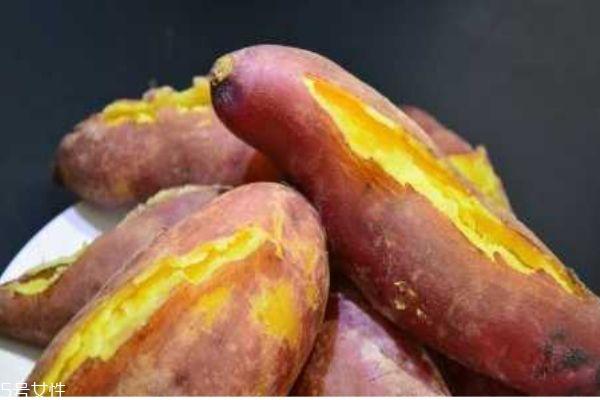 怎么蒸红薯 蒸红薯的做法