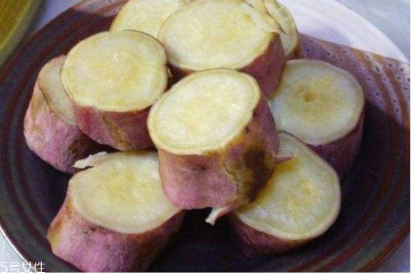 蒸红薯要削皮吗 蒸红薯要开水还是冷水