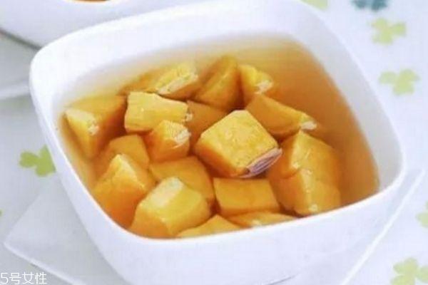煮红薯的水可以喝吗 煮红薯的做法