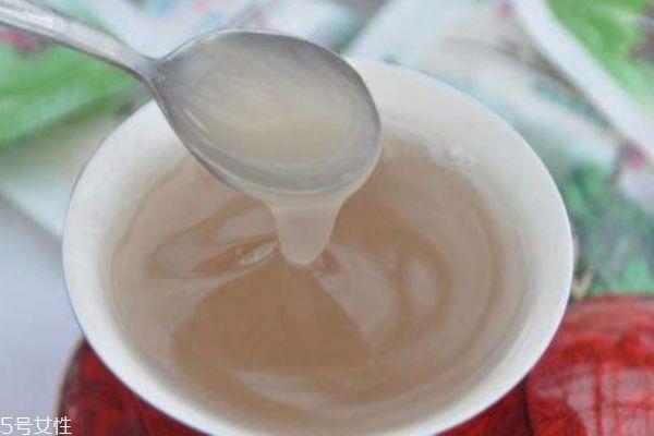 藕粉怎么冲成透明状 三步教你冲出完美藕粉