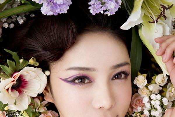 单眼皮怎样化妆才好看 单眼皮新手化妆图解
