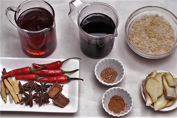 五香麻辣豆干的做法 宜饭宜粥还宜酒