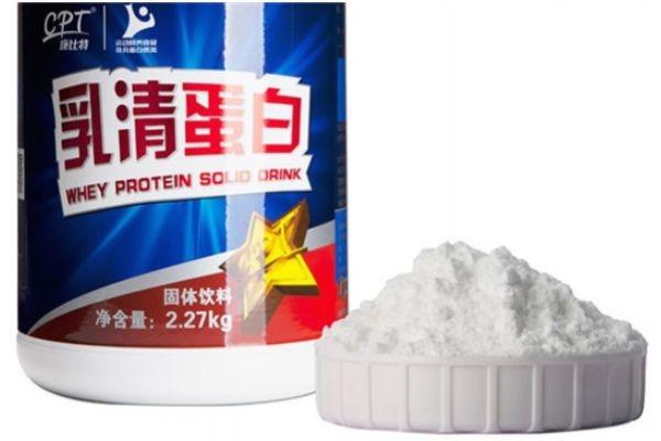 蛋白粉热水泡还是温水 蛋白粉副作用