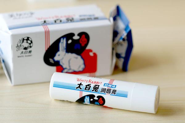 大白兔润唇膏好用吗 大白兔润唇膏评测