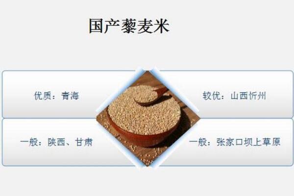 藜麦产地哪里最好 国内藜麦pk国外藜麦