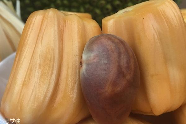 菠萝蜜什么味道 甜中带酸