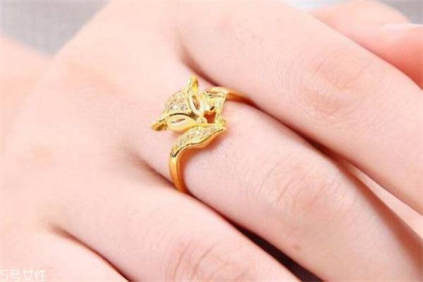 狐狸戒指有什么寓意 原来代表这些
