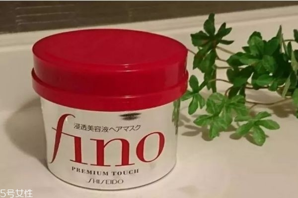 日本fino发膜有硅油吗 资生堂fino发膜含硅吗