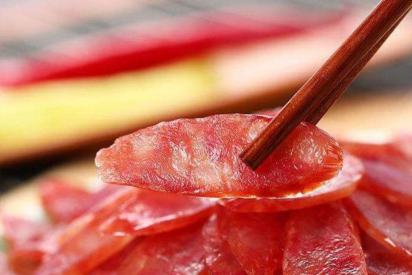 广式腊肠什么口味的 广东人爱吃的甜味