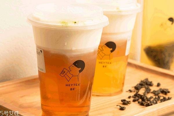 喜茶菜单价目表 最全的在这里