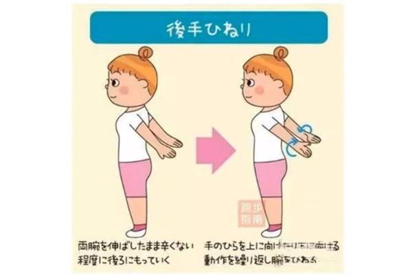 圆肩怎么矫正 4动作消除圆肩