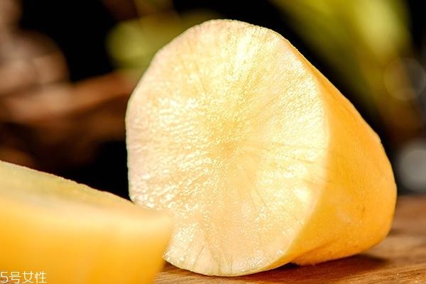 雪莲果为什么吃了会拉肚子 因为它是寒性的