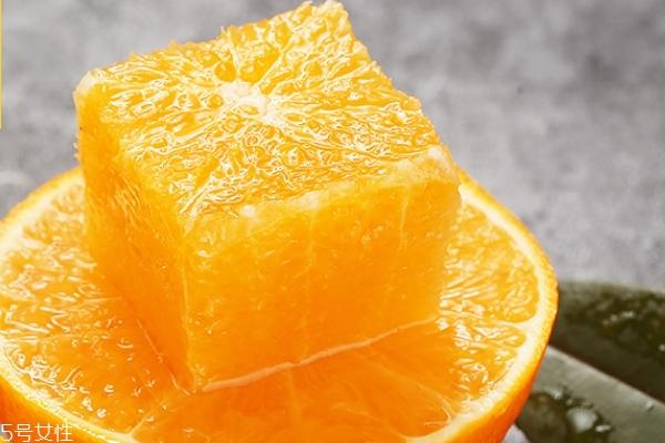 脐橙怎么分公母 看肚子就知道了