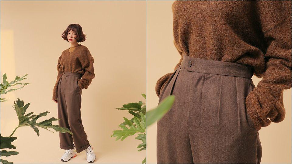 宽松毛衣怎么穿好看 宽松毛衣显瘦穿法