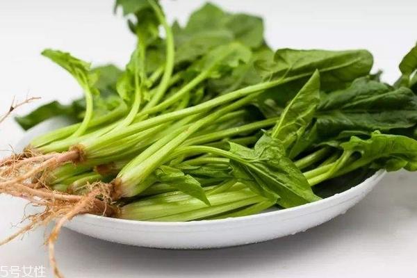 菠菜怎么凉拌 这样做最好吃