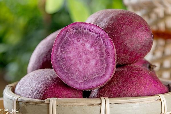 紫薯为什么会发芽 因为这个原因
