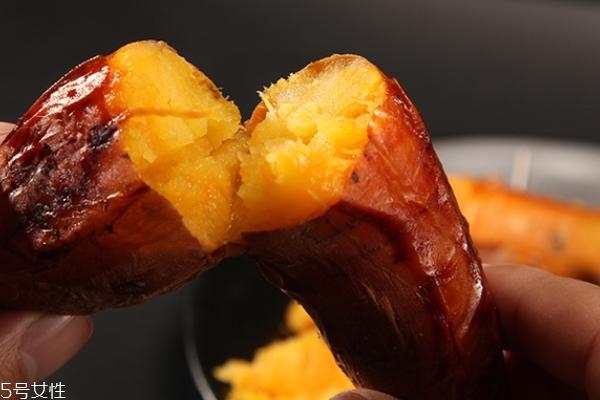红薯吃了上火吗 不会导致上火