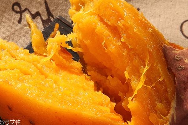 烤红薯为什么那么甜 原来是这样