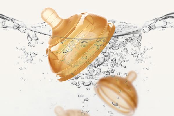 奶嘴什么材质的好 液体硅胶最接近乳头