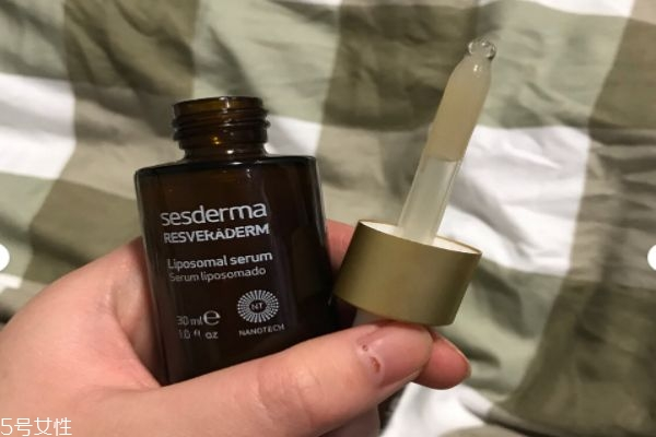 sesderma白藜芦醇精华真假 新旧版本对比