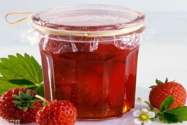 草莓酱的做法 教你如何在家自制草莓酱
