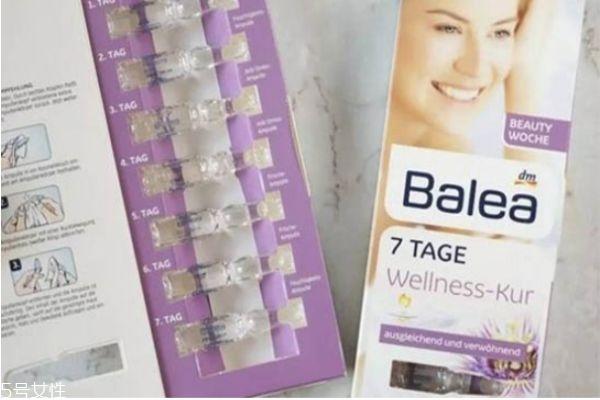 芭乐雅安瓶怎么样 balea安瓶使用顺序