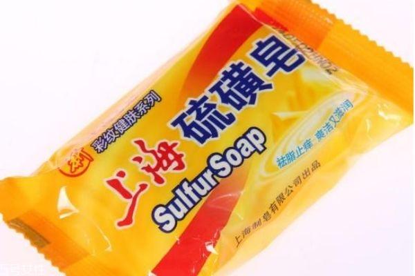 硫磺皂洗脸去螨虫吗 硫磺皂洗脸正确方式