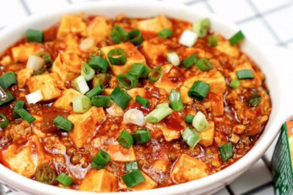 麻婆豆腐是什么菜系 火辣辣的川菜