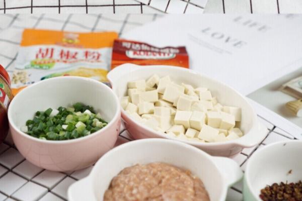 麻婆豆腐是用老豆腐还是嫩豆腐 都可以做