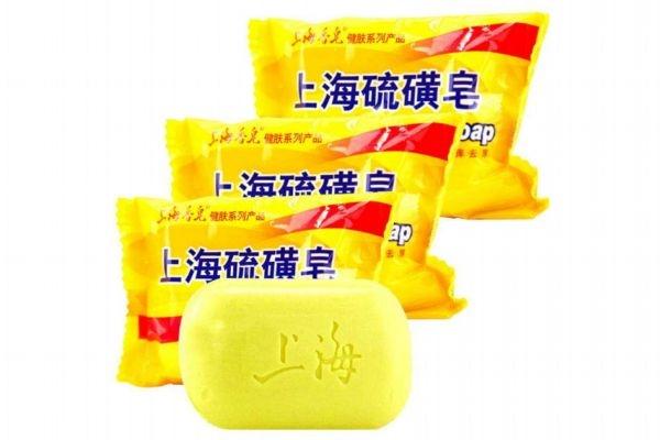 硫磺皂洗背上的痘痘吗 背上长痘痘用硫磺皂