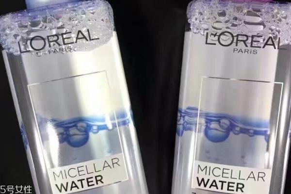 欧莱雅卸妆水怎么打开 非常简单