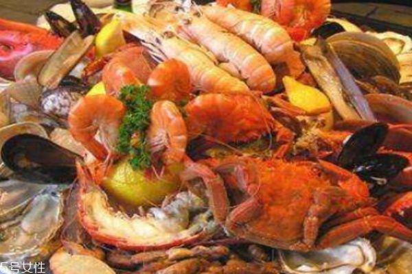 激素脸能吃海鲜吗 尽量避免发物
