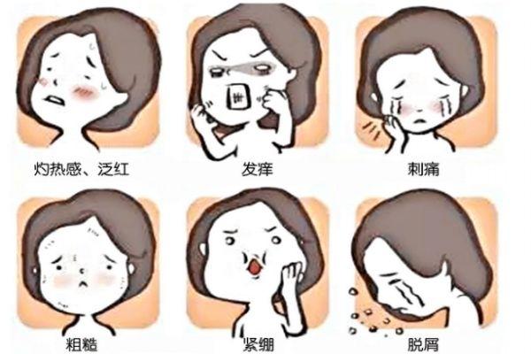 激素脸和过敏脸区别 治疗激素脸要摆正心态