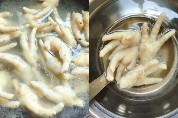 泡椒凤爪有白沫能吃吗 看是否变质