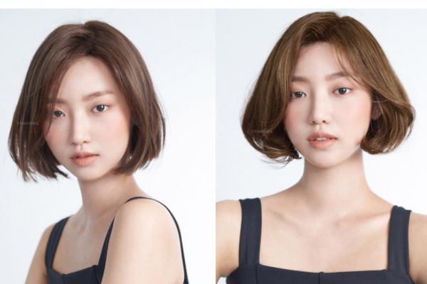 2019短发最新发型女 12款韩系短发趋势发型