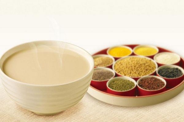 豆浆为什么不能空腹喝 是这个原因