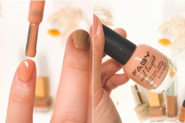 5款茶色指甲油推荐 暖暖的茶色系指甲油